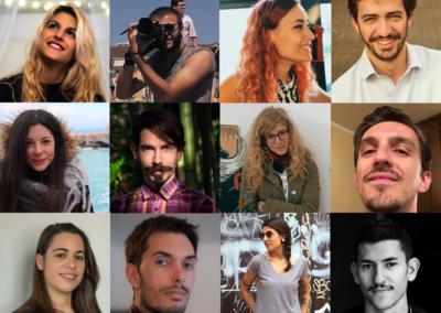 Ecco il Social Media Team di #IF2018!
